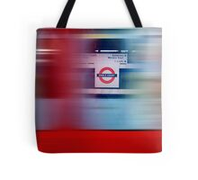 Earls Court Station Tote Bag