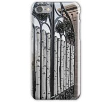The Wooden Gate iPhone Case/Skin