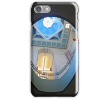 Angular Skylights at the Museum iPhone Case/Skin