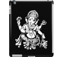 Lord Ganesh for dark colours iPad Case/Skin