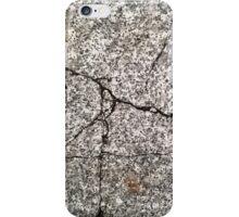 broken granite (ballerina) iPhone Case/Skin