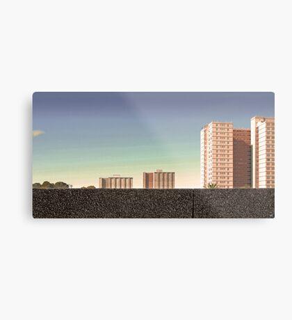 Housing Commission: Collingwood Metal Print