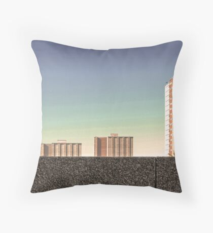 Housing Commission: Collingwood Throw Pillow