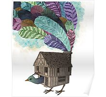 the birdhouse revisited  Poster