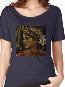 Blooming Women's Relaxed Fit T-Shirt