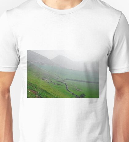 Along the Lower Reaches of Bunster Hill Unisex T-Shirt