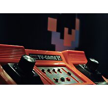 TV-Game 15 - Nintendo (1977) Photographic Print