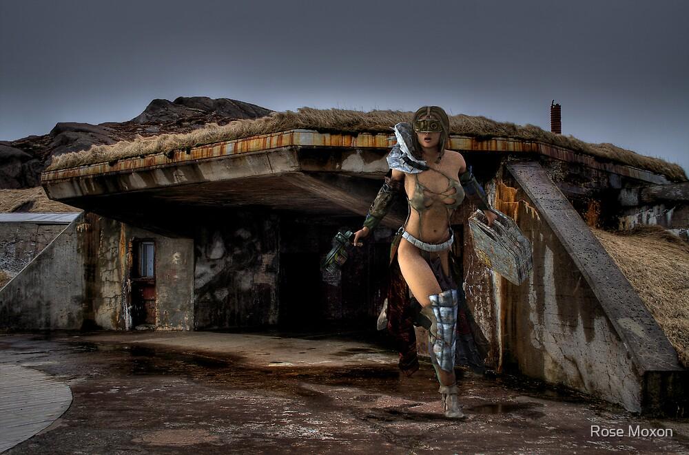 The Bunker - Rose & Kevin Kroeker by Rose Moxon