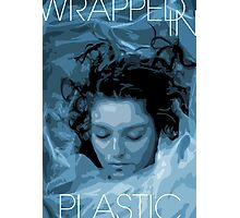 Wrapped In Plastic Photographic Print