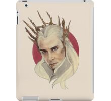 Thranduil, King of Mirkwood iPad Case/Skin