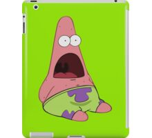 Surprised Patrick iPad Case/Skin