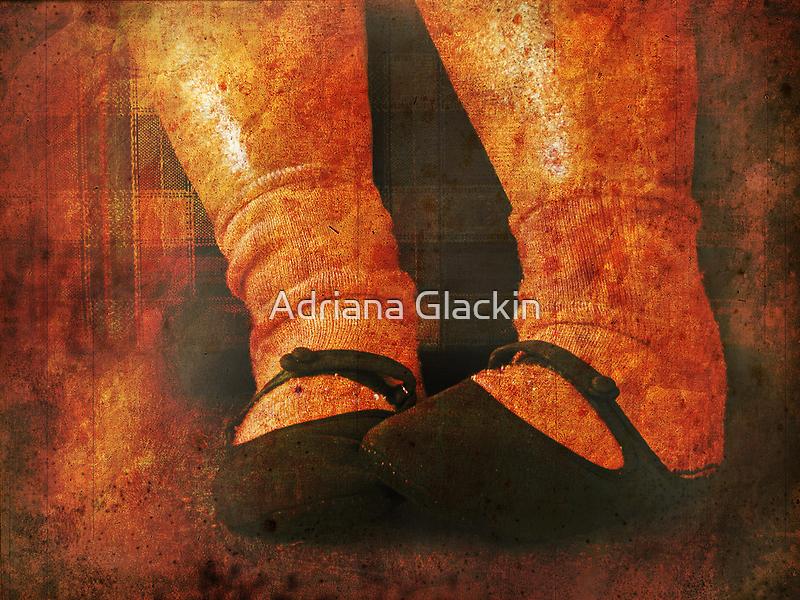 toward twilight by Adriana Glackin