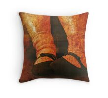 toward twilight Throw Pillow