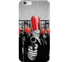 Red Hood Gang iPhone Case/Skin
