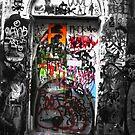 Graff Door by alex amato