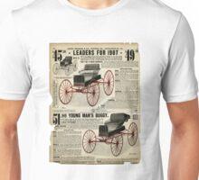 Vintage Victorian Print #1 Unisex T-Shirt