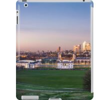 The View from Greenwich Park iPad Case/Skin