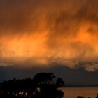Cloudscape over the Derwent by Doug Thost