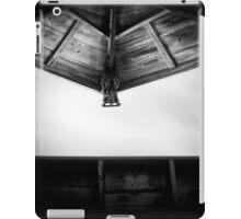 through the hay door iPad Case/Skin