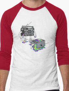 Revenge of the Radio star Men's Baseball ¾ T-Shirt