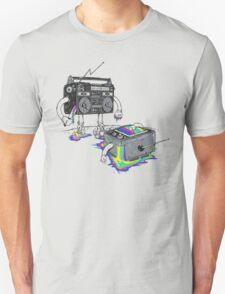 Revenge of the Radio star Unisex T-Shirt