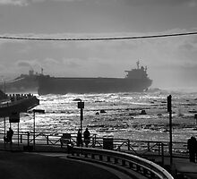 Yet Another Image of the Pasha Bulker by Keith Russell