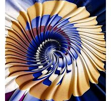 Twirling ripples Photographic Print