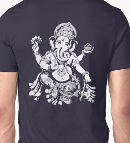 Lord Ganesh for dark colours Unisex T-Shirt