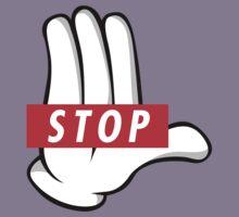 STOP ! Kids Tee