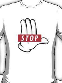 STOP ! T-Shirt