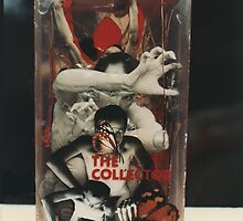 """The Collector""1985 Front by Cathie Brooker"
