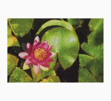 Pretty in Pink - a Waterlily Impression Kids Clothes