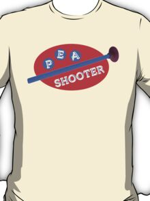 Retro Pea Shooter T-Shirt T-Shirt