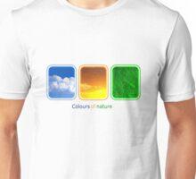 Three colours of nature II Unisex T-Shirt