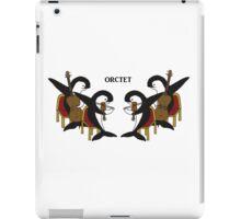 Orctet - Quartet parody iPad Case/Skin
