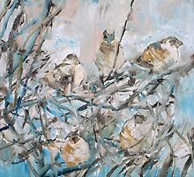 SPARROWS by lautir