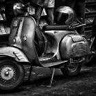 Scooter by Walter Quirtmair