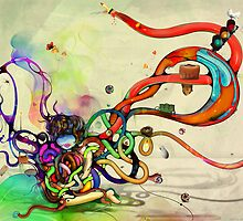 Don't Let Go by Archan Nair