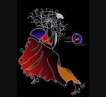 Flamenco -Tshirt Womens Fitted T-Shirt