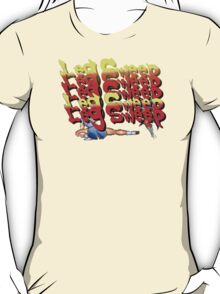 Street Fighter 2:  Leg Sweep Edition T-Shirt