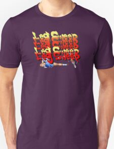 Street Fighter 2:  Leg Sweep Edition Unisex T-Shirt
