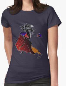 Flamenco -Tshirt -II Womens Fitted T-Shirt