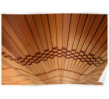 Bamboo blinds Poster
