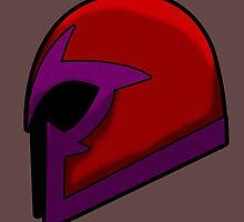Magneto's Helmet by Kelsie Heckman