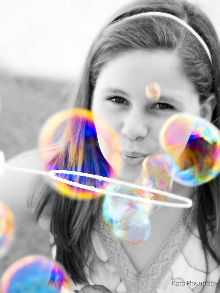 Bubbles by Kara Rountree