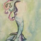 Mermaid 2 by Picatso