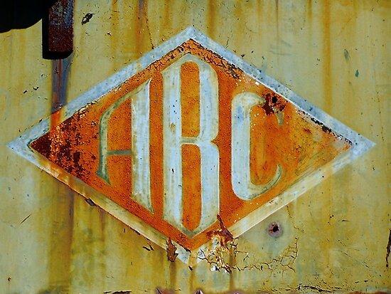 ABC by Sarah Jackson
