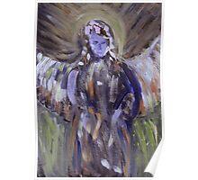 Angel or Alien Poster