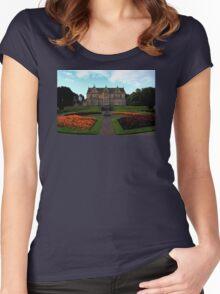 Bangor Castle Women's Fitted Scoop T-Shirt