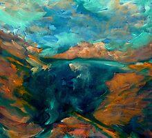 Landscape 13 by Nurhilal Harsa